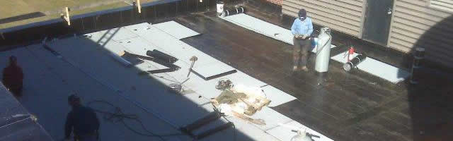 roofers-flat-roof
